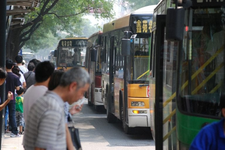 Two Chinese Boys Hide In Undercarriage Of Bus, Travel 80km Because They Miss Their Parents